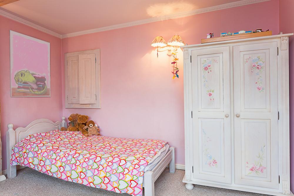Verlichting in prinsessen kamer