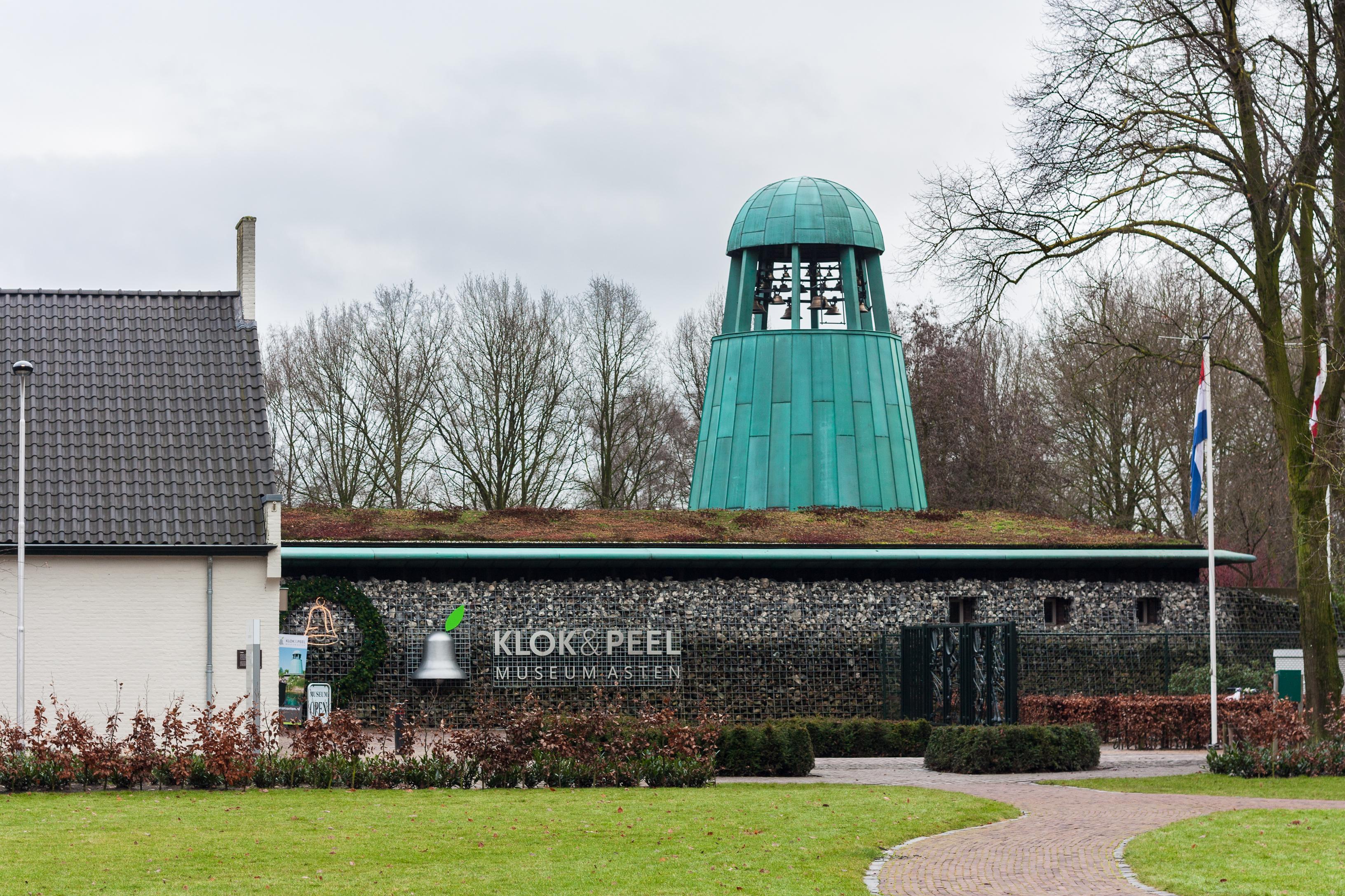 Noord-Brabant Klok & Peel museum Asten