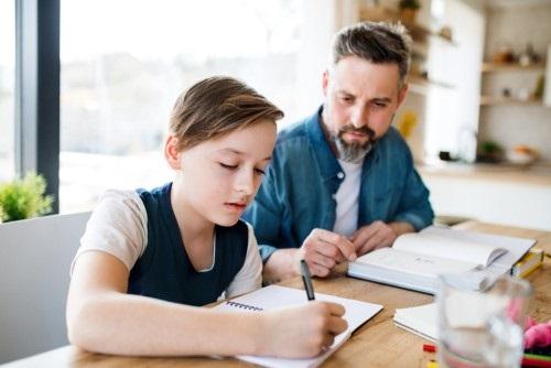 Werk achterstanden bij je kind weg met huiswerkbegeleiding