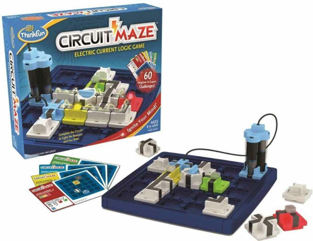 Denkspel ThinkFun Circuit Maze