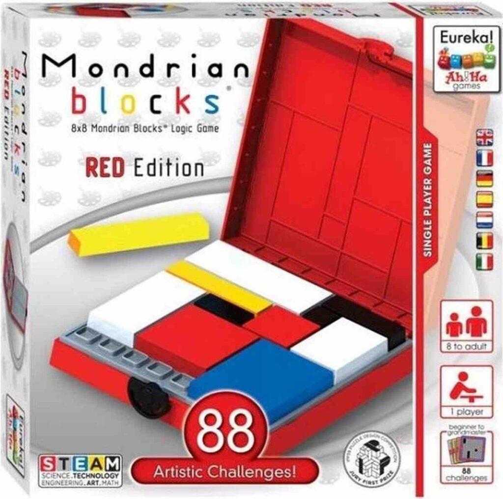 Eureka Ah!Ha Mondrian Block denkspellen